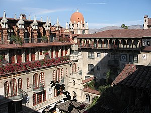 The Mission Inn Hotel & Spa - Mission Inn, Riverside, California