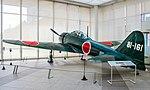 Mitsubishi A6M5 in the Yushukan 1.jpg