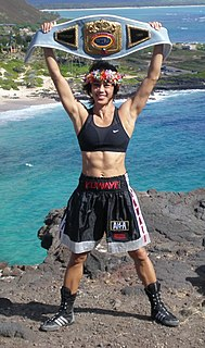 Eileen Olszewski American boxer