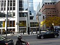 Mmmuffins and Tim Hortons, NW corner of Queen and Victoria, 2013 10 23 (1).JPG - panoramio.jpg