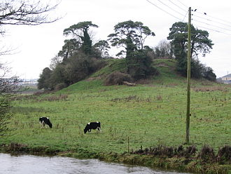 """Callan, County Kilkenny - """"The Moat"""" situated in Callan"""