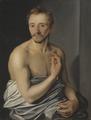 Modellstudie kallad Lasse Lucidor (Cornelis Cornelisz) - Nationalmuseum - 15622.tif