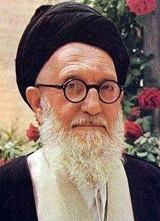 Mohammad Kazem Shariatmadari Iranian Shia faqih
