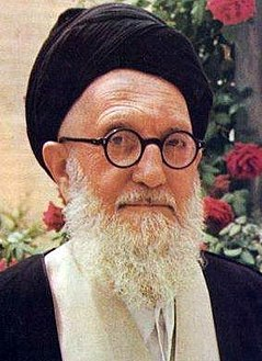 Mohammad Kazem Shariatmadari - March 1982 (cropped).jpg