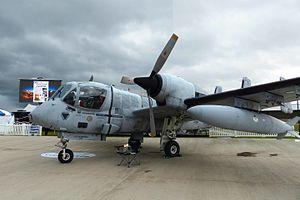 Grumman OV-1 Mohawk - OV-1D N10VD