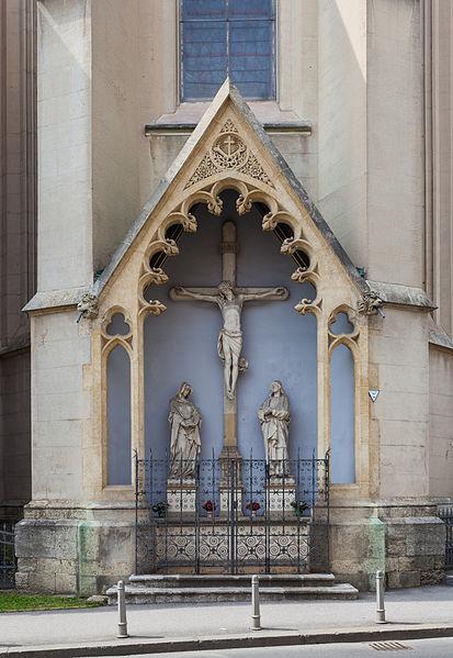 File:Monasterio de San Francisco, Zagreb, Croacia, 2014-04-20, DD 01.JPG