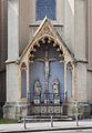 Monasterio de San Francisco, Zagreb, Croacia, 2014-04-20, DD 01.JPG