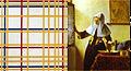 Mondrian Vermeer.jpg