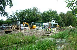 Waterway restoration