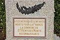 Monument aux morts de Saint-Rémy-des-Monts détail 2 - wiki takes le Saosnois.jpg