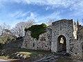 Monument historique PA00103174, Tour et remparts de Pouzilhac, Gard, France 03.jpg