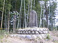 Monument of Shinshiro Castle Ruins.jpg