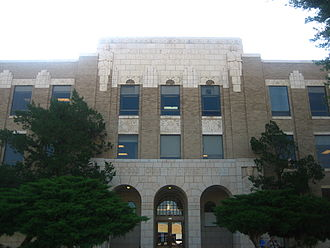 Moore County, Texas - Image: Moore County, TX, Courthouse IMG 0574