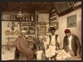 Moorish coffee house, Algiers, Algeria-LCCN2001697835.tif