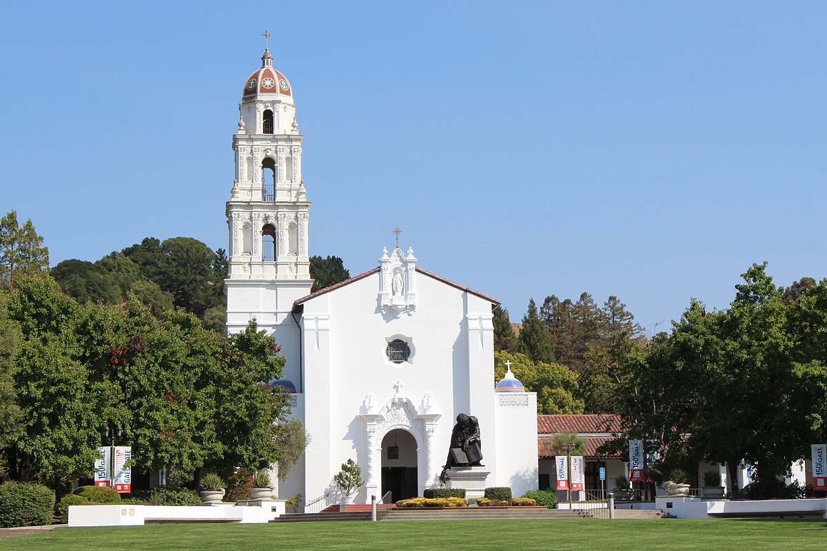 Moraga, CA USA - Saint Mary's College of California - panoramio (5).jpg