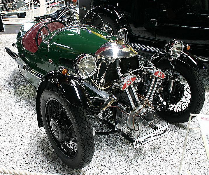 Morgan  Wheeler Kit Car Usa