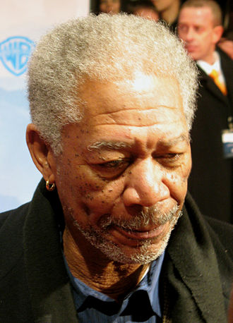 Wanted (2008 film) - Image: Morgan Freeman.0870