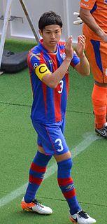 Masato Morishige Japanese footballer