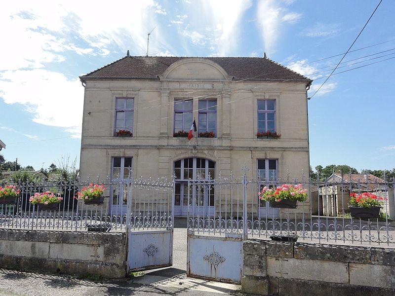 Morley (Meuse) mairie-école