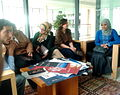 Moroccan Bloggers @National Library.jpg