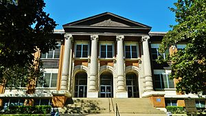 Southeastern Oklahoma State University - Morrison Hall.