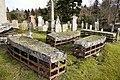 Mortsafes in Cluny kirkyard - geograph.org.uk - 174646.jpg