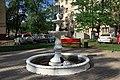 Moscow, Aviamotornaya 28-6 fountain (30954452860).jpg