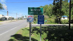 Moscow, Ohio