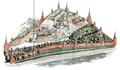 Moscow Kremlin map - Blagoveshenskaya Tower.png