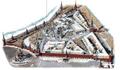 Moscow Kremlin map - Tsar Bell.png