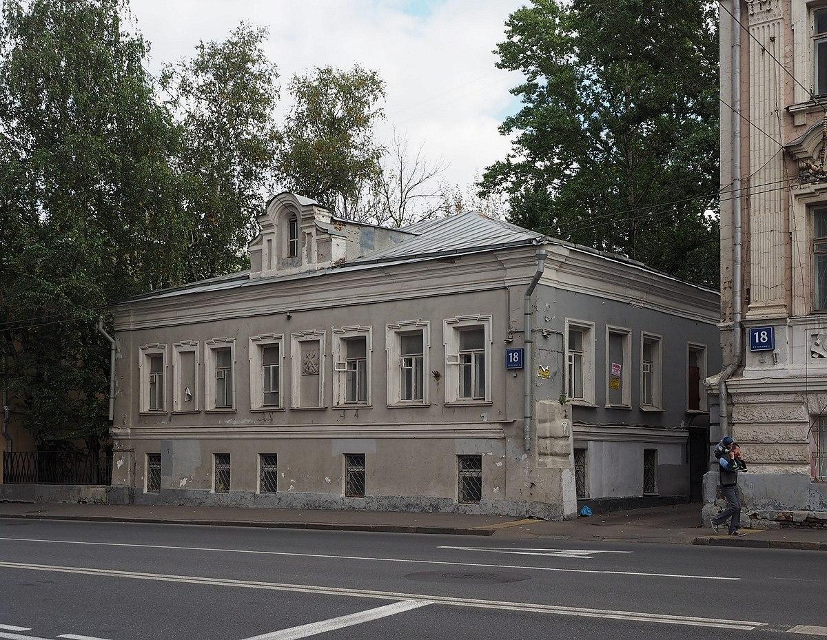дом купцов мараевых старые фото пробковые обои