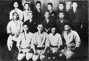 Motobu-ryū - Motobu-ryū in 1926.