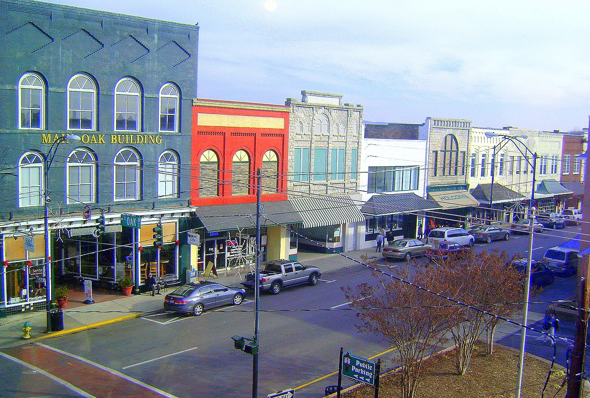 mount airy north carolina wikipedia