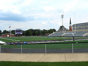 University of Mount Union - Mount Union Stadium