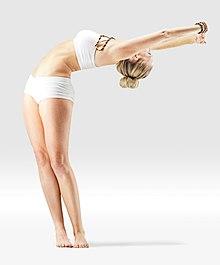 220px Mr yoga arms bound side and backbend yoga asanas Liste des exercices et position à pratiquer