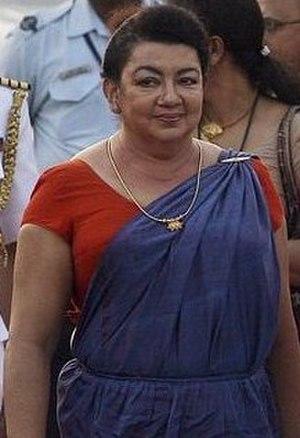 Shiranthi Rajapaksa - Image: Mrs. Shiranthi Rajapaksa