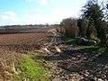 Muddy field, Furners Lane - geograph.org.uk - 145207.jpg
