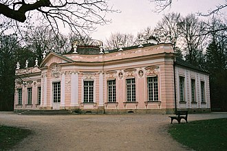 François de Cuvilliés - Amalienburg in the Nymphenburg Palace Park