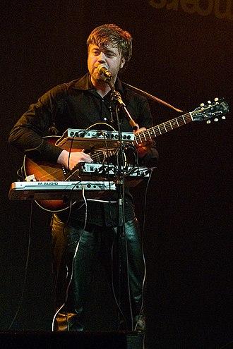 Mugison - Mugison at Moers Festival 2006, Germany
