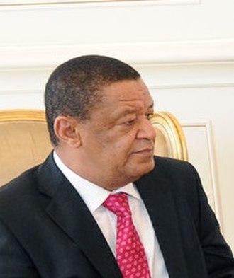 President of Ethiopia - Image: Mulatu Teshome