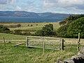 Mull of Kintyre from Machrie (Arran) - geograph.org.uk - 77295.jpg