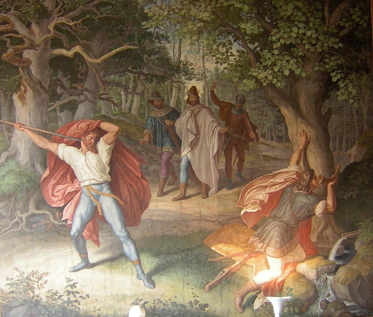Nibelungensage – Wikipedia