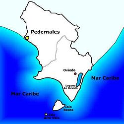 Municipalities of Pedernales Province.jpg