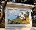 Mural of Kim Il Sung as a Boy (4628701160).jpg
