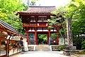 Muro-ji, Niomon (Gate of Deva King) -1 (July 2013) - panoramio.jpg