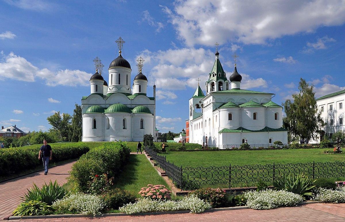 Спасо-Преображенский монастырь (Муром) — Википедия