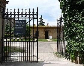 Mus e de sismologie et de magn tisme terrestre wikip dia - Jardin botanique de l universite de strasbourg ...