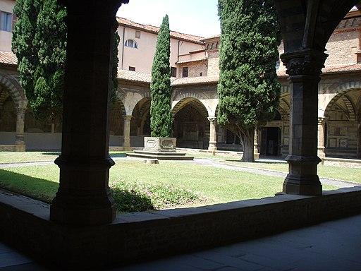 Museo di santa maria novella, chiostro verde