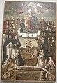 Museo regionale di messina, anonimo del XV secolo, madonna del rosario.JPG