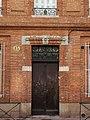 N° 13 rue de la Chaîne (Toulouse) - porte.jpg
